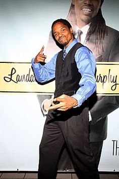 "Where Are They Now?  Season 6 winner Landau Eugene Murphy, Jr. signed with Columbia/SYCO records, released his first album, ""That's Life,"" and is currently touring select U.S. cities. #AGT/America's Got Talent"