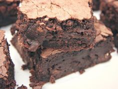 A legfinomabb brownie Cake Recipes, Dessert Recipes, Paleo Brownies, Sweet Cakes, Sweet Desserts, Winter Food, Cupcake Cakes, Food To Make, Cake Decorating