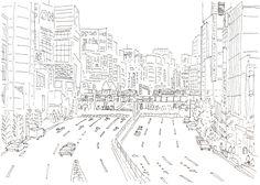 素描家 しゅんしゅん: drawings