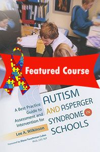 Autism & Asperger Syndrome in Schools