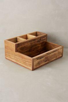 Make it minimal wood desk organizer diy geschenke diy for Stehpult pappe