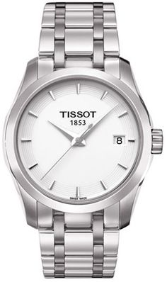 T035.210.11.011.00, T0352101101100, Tissot couturier watch, ladies