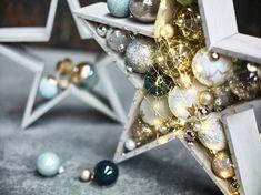 Weihnachtsstern ganz einfach selbst basteln