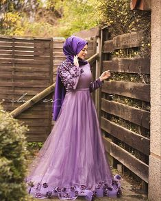 Muslim Hijab Long Sleeved Formal Evening Party Dress Dubai Turkish Arabic Engagement Prom Evening Gowns Dresses For Weddings Wedding Abaya, Muslimah Wedding Dress, Wedding Dresses, Beautiful Hijab, Beautiful Bride, Beau Hijab, Hajib Fashion, Hijab Dress Party, Kebaya Modern Dress
