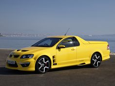 PistonHeads DRIVEN: Vauxhall Maloo A Vauxhall in badge only, Holden's barely anglicised ute is as raw, pointless and brilliant as ever Full Holden Muscle Cars, Aussie Muscle Cars, Hot Rod Trucks, Chevy Trucks, Vauxhall Motors, Holden Australia, Chevy Ss, Chevrolet, Holden Commodore