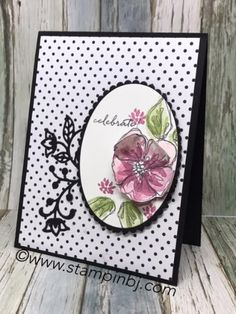 BJ's Stampin' Spot: Fell in Love Again with Penned & Painted