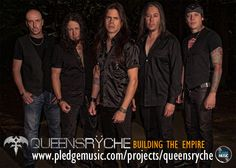 Check out Queensrÿche on ReverbNation