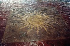 sun stamp on concrete - Bing images Stamped Concrete Designs, Decorative Concrete, Acid Stain, Concrete Walkway, Stamping Tools, Backyard Patio, High Quality Images, Outdoor Ideas, Paths