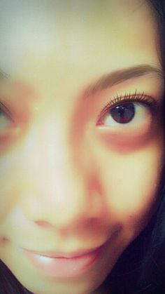 Just see my eye