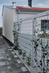 Bildresultat för armeringsnät staket