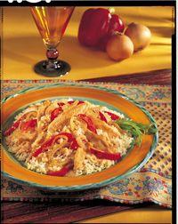 Honey Mustard BBQ Chicken Stir Fry