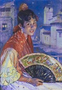 La Chonica, 1919 by GEORGE OWEN WYNNE APPERLEY