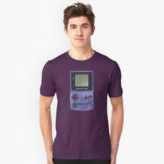 Classic transparent purple mini video games Unisex T-Shirt #tee #tshirt #mens #unisex #clothing #Photography #Digitalmanipulation #Vintage #Classic #Retro #Gameboy #Gameguy #Console #8bit #Pixelate #Gameboycolor #Videogames #Triforce #zelda #Link #Classic #Transparent #gameretro #pixelart #pixelate #purple #game8bit #retrogames #vintagegame