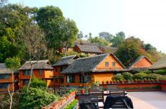 Hilltop resort in Nepal...a photo from Sanjay's travels