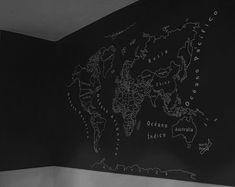 mural mapa, murales mapamundi, mapas en la pared, dibujo de mapamundi en la pared