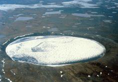 New Quebec Crater, Quebec, Canada