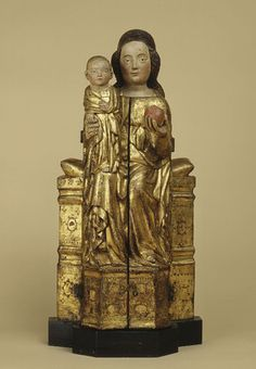 Vierge ouvrante Musee de Cluny Mother Of Christ, Mother Mary, Medieval Tapestry, Medieval Art, Italy Culture, Biblical Art, Madonna And Child, Statues, Gothic Art