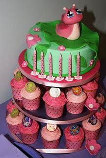Little Petshop Cake - by Baked by Design, Sydney Australia