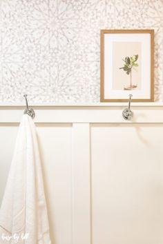 DIY Guest Bathroom Remodel - House by Hoff