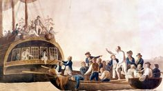 After history's most famous mutiny occurred 225 years ago, the adventure for the crew of HMS Bounty was only beginning. Hms Bounty, Mutiny On The Bounty, Wild Park, Norfolk Island, Marine Reserves, Enchanted Island, Denmark Travel, Pitcairn Islands, Today In History