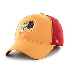 3ea2684e3fc Washington Redskins Draft Day Closer Gold 47 Brand Stretch Fit Hat - Great  Prices And Fast Shipping at Detroit Game Gear