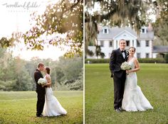 Tallahassee Wedding | Woodland Fields Photography | On Site / Messer House | missionsanluis.org