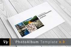 General Photo Album by voryu on @creativemarket