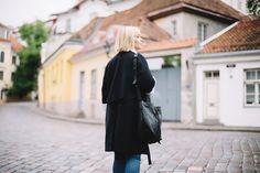 A day in Tallinn, Estonia