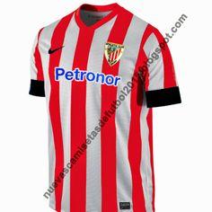 1c40ee330bbdf Camiseta Athletic Club baratas
