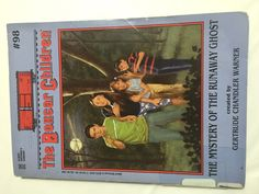The Boxcar Children Mysteries: The Mystery of the Runaway Ghost 98 (2004,...