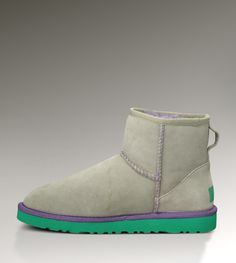UGG Classic Mini Boots 5854 Christmas Grey : Cheap Ugg Boots