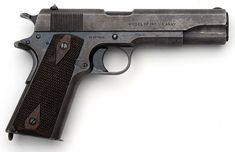 Colt Model 1911 US Marine Corps Contract - .45 cal. S/N 217289 shipped to the United States Marine Corp, Philadelphia, PA on January 8, 1918 in a shipment of 400 pistols