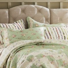 Quilts & Bedspreads - Fill your bedroom with character and warmth. Come Home to Comfortable Living Through the Country Door! Cushions, Pillows, Cotton Quilts, Bed Spreads, Comforters, Choices, Blanket, Country, Bedroom