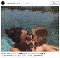 Taís Paranhos: Selinho de Victoria Beckham em filha causa polêmic...