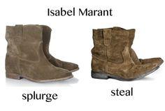Isabel Marant: Splurge or Steal