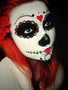 Dia de los muertos by aDeadLullaby.deviantart.com