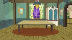 Apple Family Room + Table by BonesWolbach