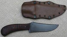Daniel Winkler fixed belt knife