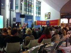 Informatieavond voor leerkrachten in de bibliotheek in Zeist op 19 september 2012