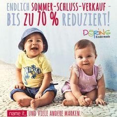 Sale bei Dorins Kindermode! nameit und viele andere Marken!  https://www.dorins-kindermode.de/sale/