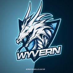 Create awesome mascot or esports logo however you need by Erwinmuzakir Team Logo Design, Mascot Design, Logo Design Services, Logo Dragon, Mobile Logo, Hero Logo, Esports Logo, Gaming Wallpapers, Game Logo