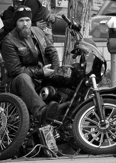 I cried when Opie left the show, and he gave me lots of inspiration for a character.