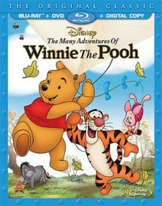 The Many Adventures of Winnie the Pooh and more on the list of the best Disney animated movies by year