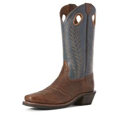 Ariat Ladies Heritage Rancher Western Boots is an excellent product we know our customers will love. Bright and beautiful boots with traditional Western stitching, Cowgirl Boots, Western Boots, Riding Boots, Western Cowboy, Riding Gear, Snow Boots Women, Winter Snow Boots, Caterpillar Boots, Composite Toe Work Boots