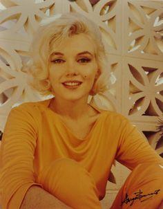 © Andrew Weiss photography. Happy Birthday Marylin: unpublished shots of the Blondie. Joyeux anniversaire Marylin : des clichés inédits de la Blondie. Feliz Cumpleaños Marylin: tomas inéditas de la Rubia.