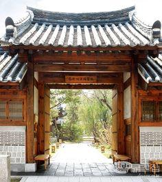 House Korean Modern Seoul 53 New Ideas Architecture Design, Japanese Architecture, Beautiful Architecture, Republik Korea, Traditional Japanese House, Korean Design, Cute House, South Korea, House Design