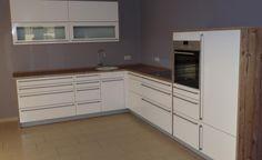 Schüller küchen test  Nolte küchen griffe minimalistisches design und eine schöne farbe ...