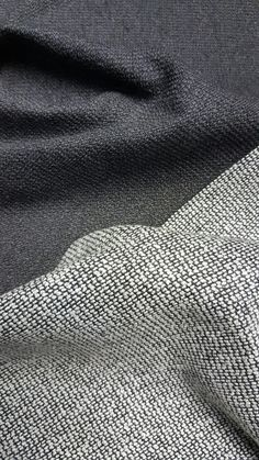 Check out our 2 new colourways of our Bamboo Boucle! Charcoal and Charcoal/Bone. Perfect Foundation, Bamboo, Charcoal, Contemporary, Classic, Check, Fabric, Beautiful, Derby
