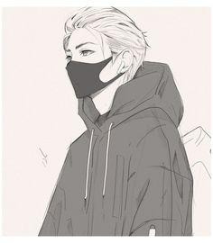 Dark Anime Guys, Cool Anime Guys, Handsome Anime Guys, Cute Anime Boy, Anime Boys, Anime Boy Hair, Anime Boy Sketch, Anime Drawings Sketches, Manga Drawing