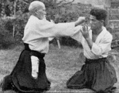 morihei-ueshiba-atemi
